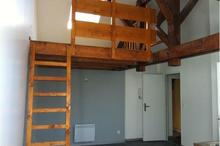 Location appartement - CHAMBERY (73000) - 21.7 m² - 1 pièce